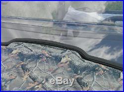 John Deere Gator XUV 550/560/590i/590m Premium Lexan Windshield 2012-19