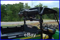 John Deere Gator XUV 825i, Rarely Used 840 miles, 164 hrs