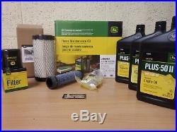 John Deere Gator XUV 850D & XUV 855D Service kit. Part number LG260