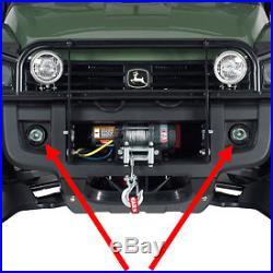 John Deere Gator XUV Bumper Cover Light Kit