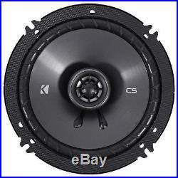 John Deere Gator XUV/RSX Kicker 6.5 600 Watt Rollbar Rollcage Tower Speakers