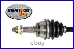 John Deere Gator Xuv 550 / 550 S4 Complete Rear CV Axle Set