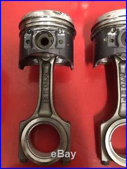 John Deere Gator Yanmar Diesel 3TNV70 STD Piston & Rod Assembly Complete