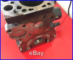 John Deere Gator Yanmar Diesel 3TNV70-XJUV Engine Block MIA880295