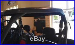 John Deere JD Gator 625 825i UTV Black Polyethylene Hard Top Roof Made in USA