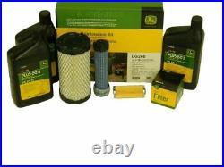 John Deere LG260 Home Maintenance Kit X495 X595 X740 X744 X748 X749 Gators