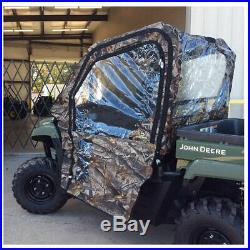 John Deere LP37051 Camo Gator XUV 550 OPS Soft Enclosure, 2 Passenger