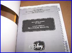 John Deere M-gator Utility Vehicles Technical Manual Tm1804