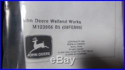 John Deere M123866 Brush Guard For Gator 4x2 and 6x4 New
