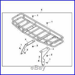 John Deere Mid Duty Gator Front Rack BM23360