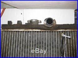John Deere Military 6x4 Gator Radiator AM121622
