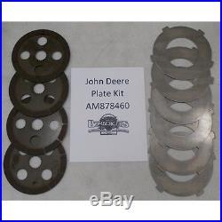 John Deere Plate Kit AM878460 4x2 6x4 M-Gator 6x4