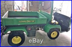 John Deere Pro Gator 2030 A Transportfahrzeug Nutzfahrzeug Allrad Ladepritische