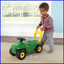 John Deere Sit'N' Scoot 3-In-1 Gator Ride On Kids Children Toy Free Shipping