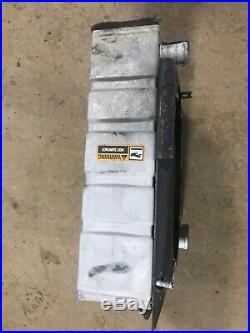 John Deere TH 6x4 Diesel Gator Radiator M155302 AM0140560
