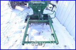 John Deere Trail Gator HPX 4x4 04 Frame 20913