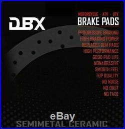 John Deere UTV Brake Pads DBX FA609 Gator HPX'10-11, XUV620i / 850D'10