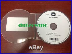 John Deere XUV 625i GATOR dealer technical service tech manual on CD TM107019