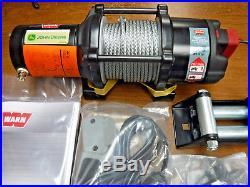 John Deere Xuv Gator Winch Kit Part # Bm26741