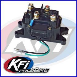 KFI 4500 lb. Winch Mount Kit'12-'17JOHN DEERE Gator XUV 550 / 590i S4