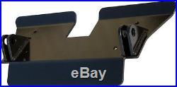 KFI 66 UTV Plow Kit John Deere 07-10 Gator XUV 620i