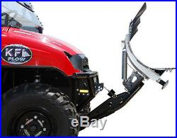 KFI 72 Snow Plow Kit John Deere 11-14 Gator XUV 855D