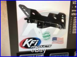 KFI 72 UTV Snow Plow Kit JOHN DEERE GATOR XUV 620I MODEL YEAR 2007- 2010