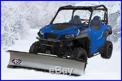 KFI 72 UTV Snow Plow Kit JOHN DEERE GATOR XUV 625I MODEL YEAR 2011- 2015