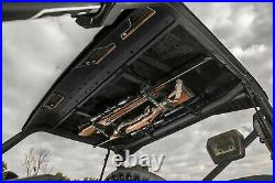 KOLPIN UTV GUN & BOW RACK for POLARIS JOHN DEERE CF MOTO SxS Roll Cage Mount