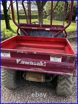 Kawasaki Mule 300 UTV Petrol Rear Tip 4WD 4x4 John Deere Jcb Polaris Gator
