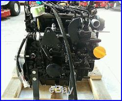 NEW 3TN66C-EJUV Yanmar 22 HP Diesel Engine 3 Cyl John Deere Gator 6x4 F935