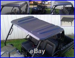 NEW John Deere JD Gator 625 825i UTV Black Polyethylene Hard Top Roof