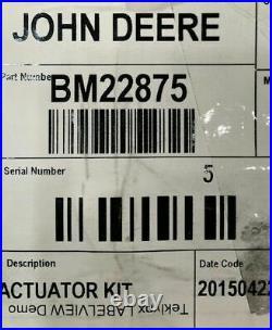 NOS John Deere CS & CX Gator Cargo Box Lift Kit BM22875