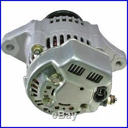 New Alternator For John Deere UTV Gator & Skid Steer Loader 317 320 675 675B