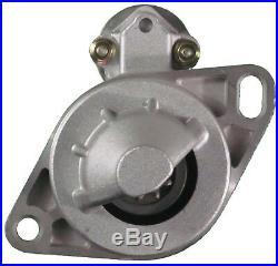 New Starter John Deere Yanmar 119626-77010 Pro Gator 18426
