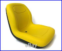 New Yellow HIGH BACK SEAT for John Deere GATORS Made by MILSCO Made in USA