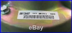 OEM John Deere AM138487 Gator Drive Clutch 4X2 4X4 HPX and 6X4 Diesel