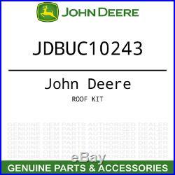OEM Poly Roof Kit John Deere Gator XUV RSX 550 560 590i 850i 860i E M BM23397