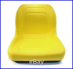 Open Box High Back Seat for John Deere Gator Gas & Diesel Models 6x4 4x4 4x2