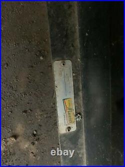 Open cab / rollframe X John Deere HPX Gator. Walter Mauser T-520. £275+VAT