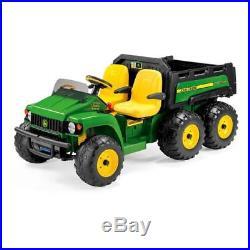 Peg-Perego Traktor John Deere Gator HPX 6x4