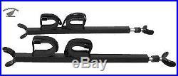 Quick Draw Overhead Gun Rack John Deere Gator Four Seater