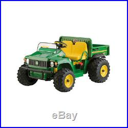Ride-on toy electric tractor 12V John Deere Gator HPX OD0060 Peg Perego