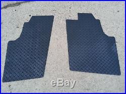 Rsx 850i Gator Mats, Floor Mats For John Deere Gator Diamond Pattern