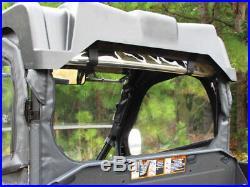 SEIZMIK Soft Full Frame Suicide Doors John Deere Gator Full Size HPX XUV Diesel