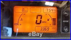 SPEEDOMETER GAUGE 2013 John Deere Gator 855 D #11215