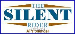 Silent Rider(Benz)USED Exhaust Silencer BT-825 John Deere Gator 825 / 835 models