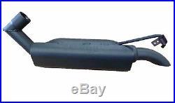 Silent Rider (Benz) UTV Exhaust Silencer BT-590 John Deere Gator 590I (2016-18)