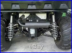 Silent Rider (Benz) UTV Exhaust Silencer BT-850 John Deere Gator 850i / 860i