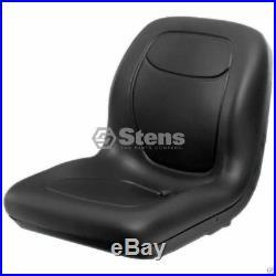 Stens 420-360 High Back Seat Fits John Deere VG12160 Gator HPX Gator Trail XUV